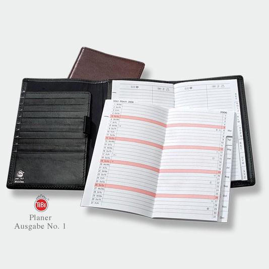 Brieftaschenplaner Ausgabe No. 1 K26