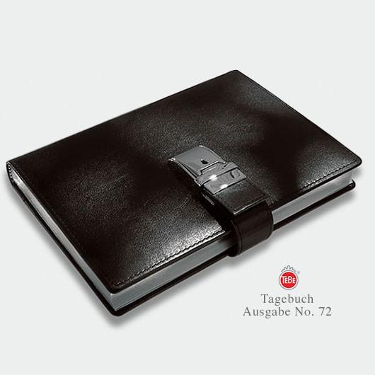 Tagebuch Ausgabe No. 72 (mit Schloss)